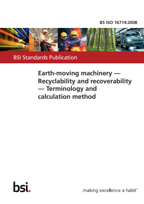 Recyclability and Recoverability - Terminology and Calculation Method.