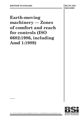 Controls - Reach for Controls and Zones of Comfort.