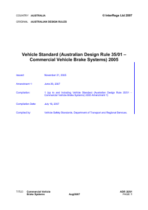 Commercial Vehicle Brakes.