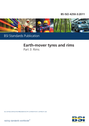 Earthmover Tyres and Rims - Part 3 : Rims.