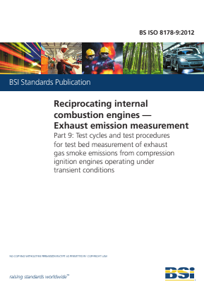 Emissions - Exhaust Smoke Tests - Test Bed.
